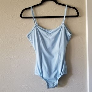 Vintage Premiere Collection Shirred One Piece L
